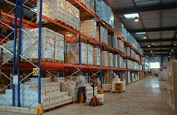 Free and Bonded Warehousing